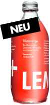 Lemonaid Bio Blutorange 330ml