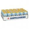 Sanpellegrino Aranciata Kohlensäurehaltiges Orangenfruchtsaftgetränk